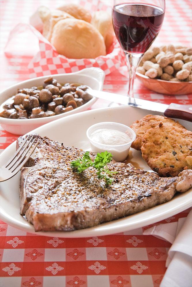 BEST BBQ & Steakhouse Restaurant.